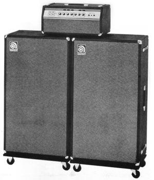 Ampeg J-12T - der Test auf Da hieß es Gitarre einstöpseln, Amp anschalten und los gehts.